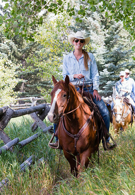 jackson hole wyoming dude ranch