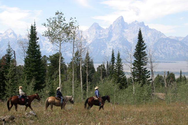 jackson hole dude ranch