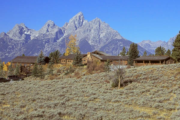 wyoming guest ranch